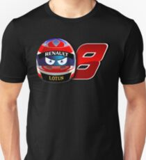 Romain Grosjean #8_ 2014 T-Shirt