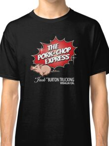 Pork Chop Express - Large Central Logo  Classic T-Shirt