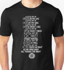 A Little Bit of SPN - light T-Shirt