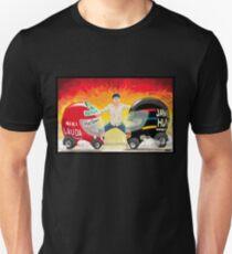 James Hunt Vs. Niki Lauda T-Shirt
