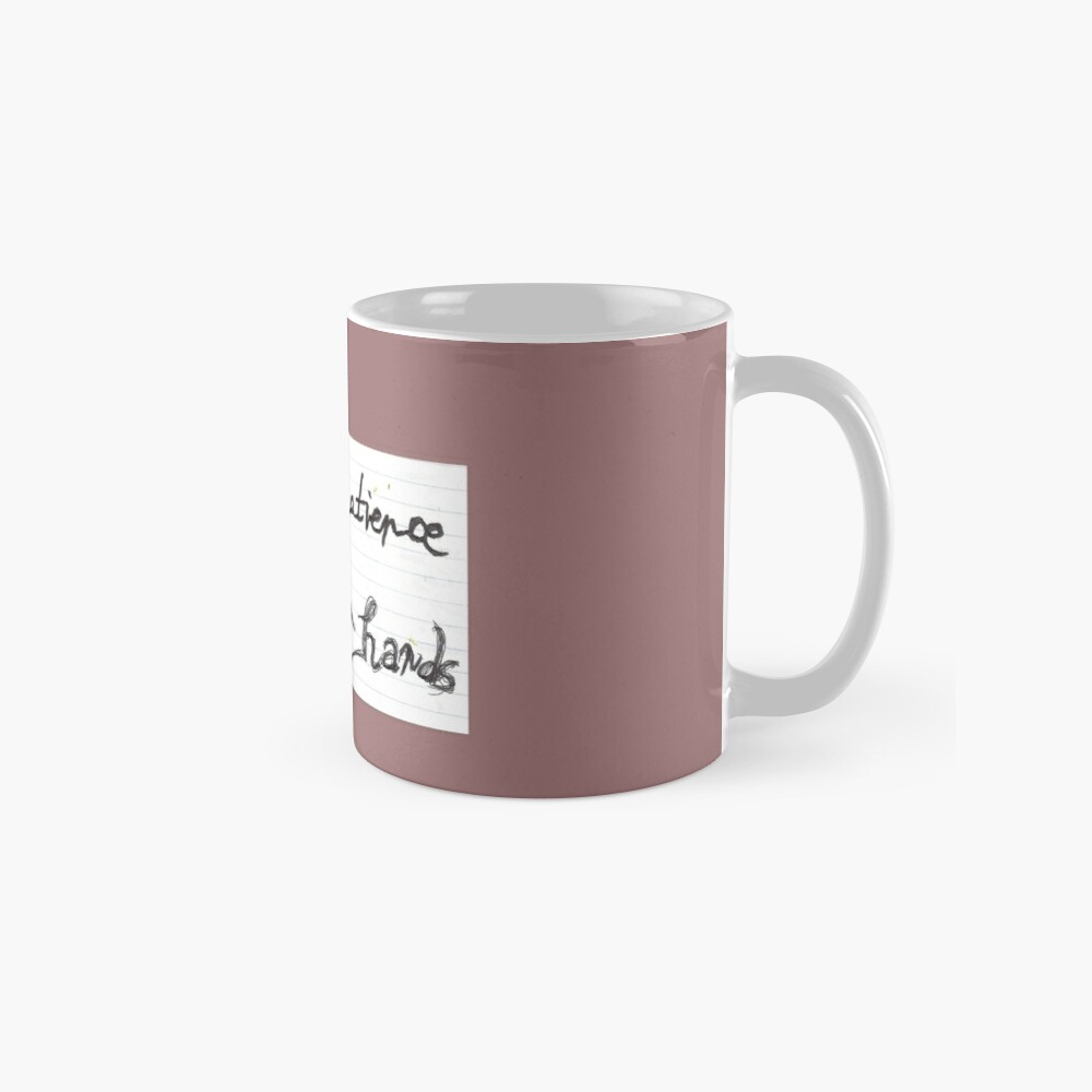 I have no patience for jam hands Mugs