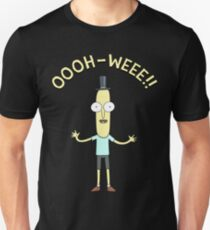Rick and Morty Poopy Butthole OOOH WEEE T-Shirt