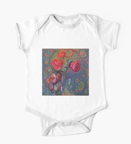 Roses #DeepDreamed Kids Clothes