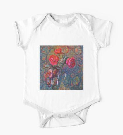 Roses #DeepDreamed Kids Clothes