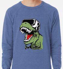 VR T-rex Lightweight Sweatshirt