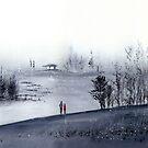 Mist by Anil Nene