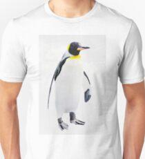 Watercolor penguin T-Shirt