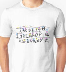 Stranger Things lights T-Shirt