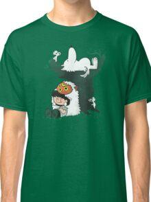 Princess of Peanuts Classic T-Shirt