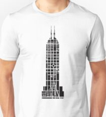 Indy Tower Unisex T-Shirt
