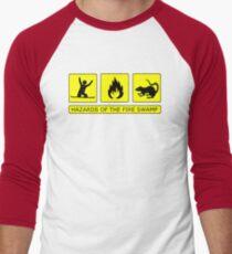 Hazards of The Fire Swamp Men's Baseball ¾ T-Shirt