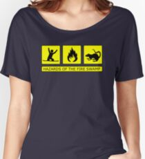 Hazards of The Fire Swamp Women's Relaxed Fit T-Shirt