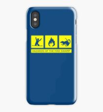 Hazards of the Fire Swamp iPhone Case