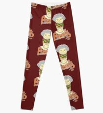 Royale with cheese Leggings