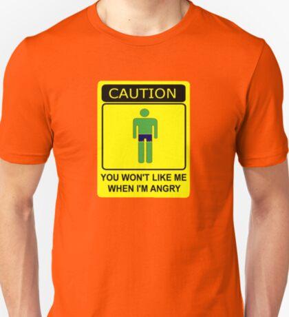 Don't Make Me Angry T-Shirt