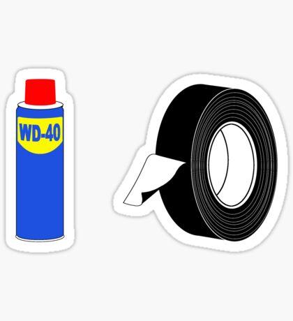 Complete Tool Kit Sticker