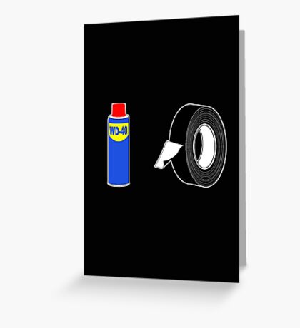 Complete Tool Kit Greeting Card