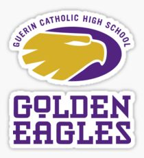 Guerin Catholic Sticker Sticker