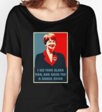 Prime Ministerial Propaganda Women's Relaxed Fit T-Shirt