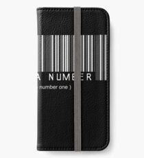 not a number, unless.. iPhone Wallet/Case/Skin
