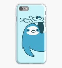 Sloth on a Branch iPhone Case/Skin