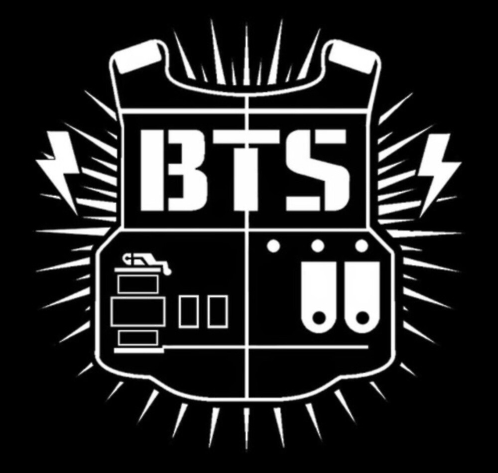 quotbts army logo printquot by navillera redbubble