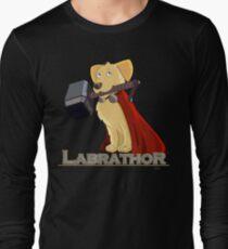 Labrador Langarmshirt