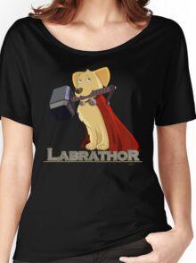 Labrathor Women's Relaxed Fit T-Shirt