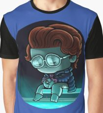 Lonely Barb Graphic T-Shirt