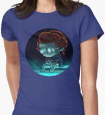 Lonely Barb Women's Fitted T-Shirt