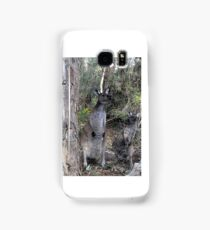 Inquisitive Kangaroos Samsung Galaxy Case/Skin