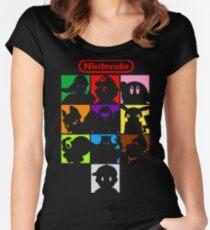 I'm a Nintendo Fan Women's Fitted Scoop T-Shirt