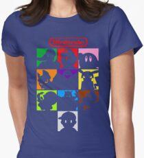 I'm a Nintendo Fan Womens Fitted T-Shirt