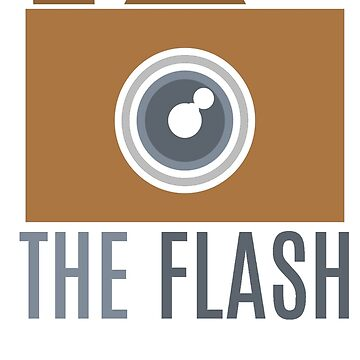 the flash funny logo by jawara