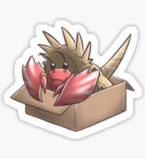 Box Daimyo Hermitaur Sticker