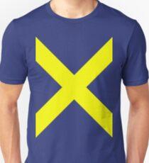 Yellow X Unisex T-Shirt