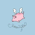 Swine Flu by Barbora  Urbankova