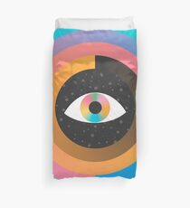 Path to Infinity Duvet Cover