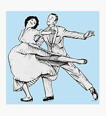 "Mr. Alford ""Dancers"" Photographic Print"