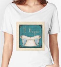Italianate Tub 1 Women's Relaxed Fit T-Shirt
