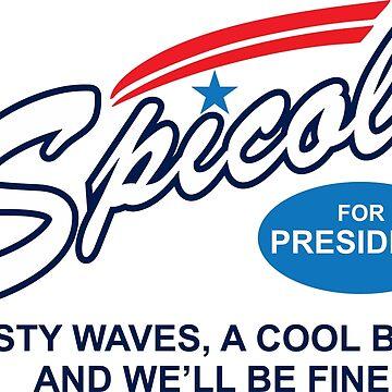spicoli 2016 for president by cartogie