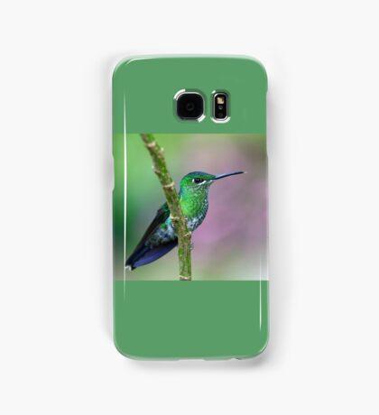 Green-Crowned Brilliant Hummingbird - Costa Rica Samsung Galaxy Case/Skin