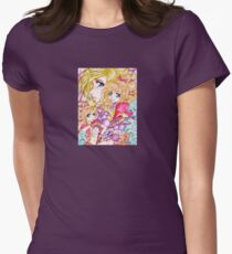 Radical Dreamer Womens Fitted T-Shirt