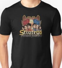 Stratego (distressed, faded) Unisex T-Shirt