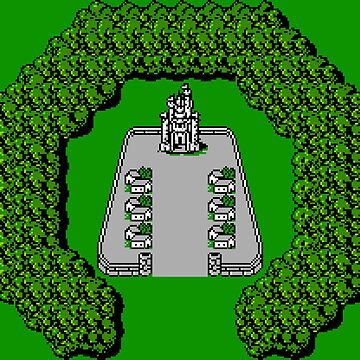 Final Fantasy: Corneria by muramas