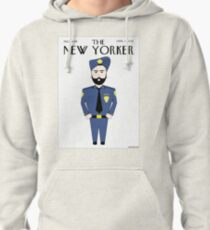 Sikh New Yorker Pullover Hoodie