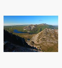 Eastern View From Errigal Photographic Print