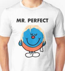 Camiseta unisex Sr. Perfect Wrestling