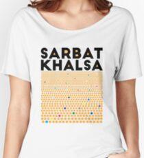 Sarbat Khalsa: Grand Gathering of Sikhs Women's Relaxed Fit T-Shirt