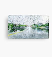The Coming Storm Canvas Print